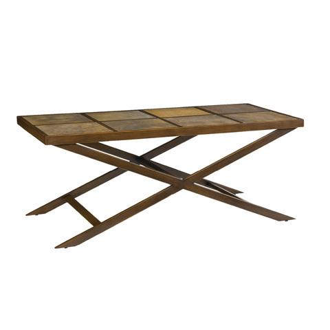 Kincaid Furniture - Crossings Rectangular Cocktail Table - 2895-35