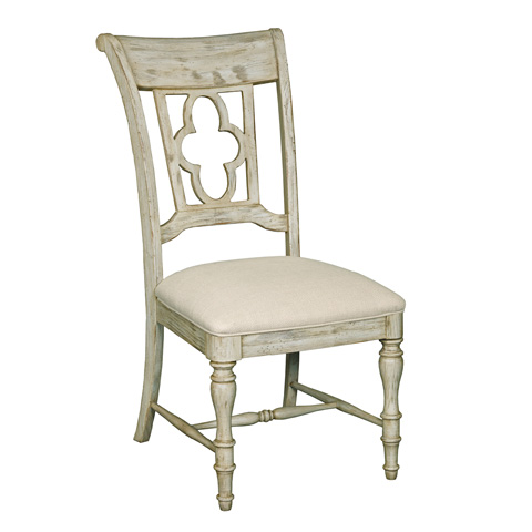 Image of Weatherford Side Chair in Cornsilk