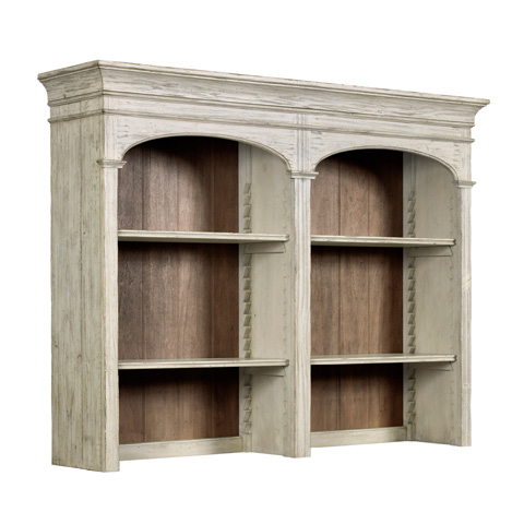 Kincaid Furniture - Hastings Open Hutch in Cornsilk - 75-079