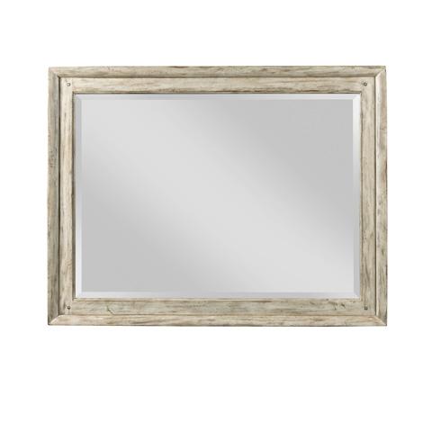 Kincaid Furniture - Landscape Mirror in Cornsilk - 75-114