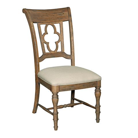 Image of Weatherford Side Chair in Heather