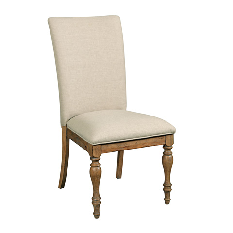 Image of Tasman Upholstered Chair in Heather