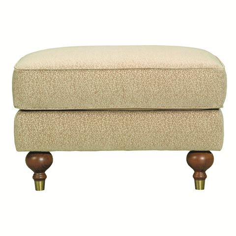 Kincaid Furniture - Raymond Ottoman - 822-03