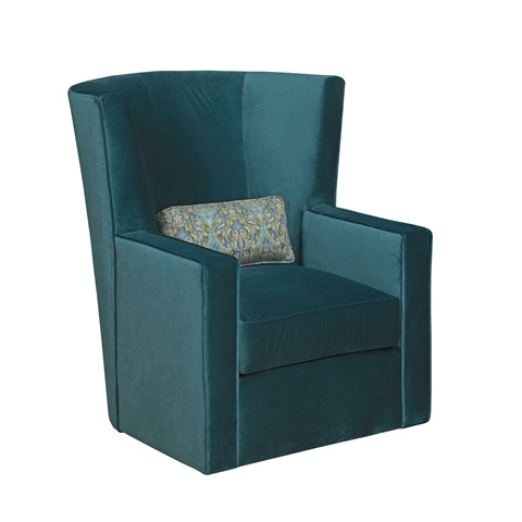 Kincaid Furniture - Fitzgerald Swivel Chair - 054-02