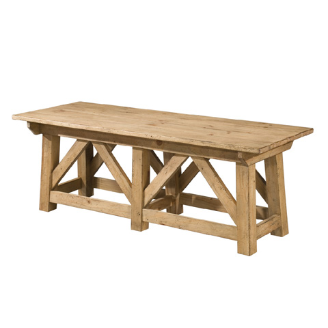 Kincaid Furniture - Craftsman Cocktail Table - 33-023