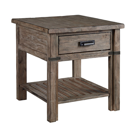Kincaid Furniture - Drawer End Table - 59-022
