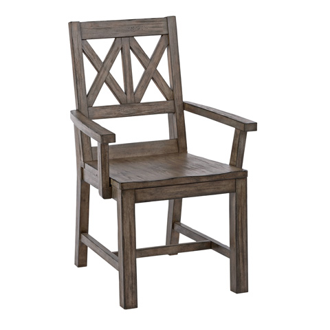 Kincaid Furniture - Wood Arm Chair - 59-062