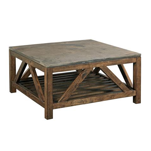 Kincaid Furniture - Mason Square Cocktail Table - 69-1133
