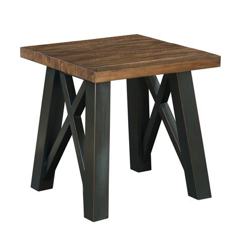 Kincaid Furniture - Crossfit End Table - 69-1430