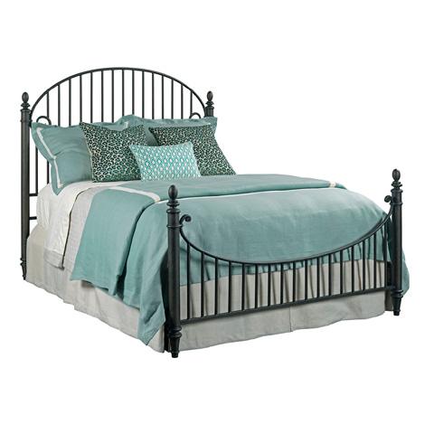 Kincaid Furniture - Catlins Twin Metal Bed - 76-125