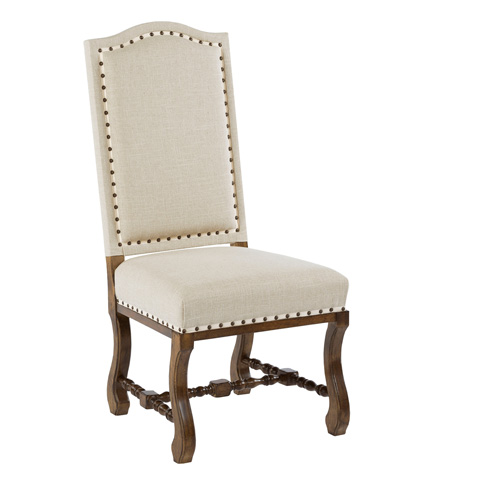 Kincaid Furniture - Tobacco Upholstered Side Chair - 90-4225S