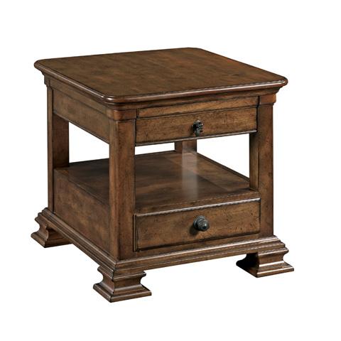 Kincaid Furniture - Rectangular End Table - 95-022