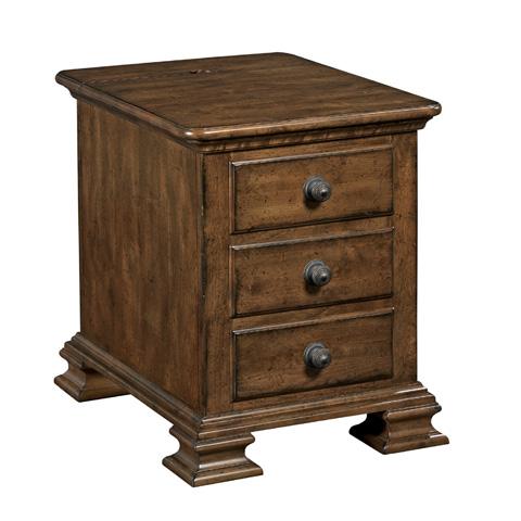 Kincaid Furniture - Portolone Chairside Table - 95-026