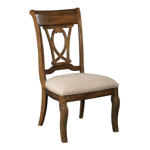 Kincaid Furniture - Harp Back Side Chair - 95-061