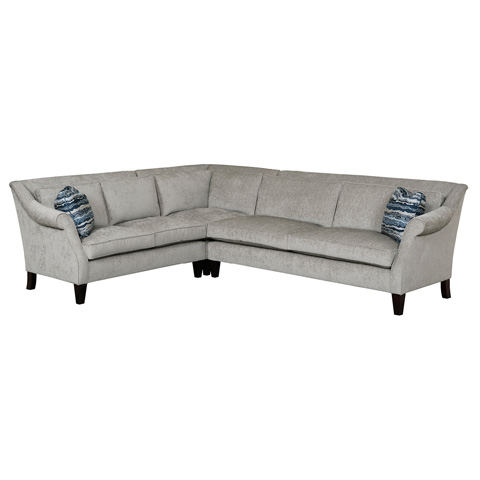 Kincaid Furniture - Dilworth Three Piece Sectional - 681-31/681-35/681-38