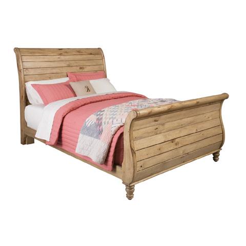 Kincaid Furniture - King Sleigh Bed - 33-131HN/33-131FN/33-00890