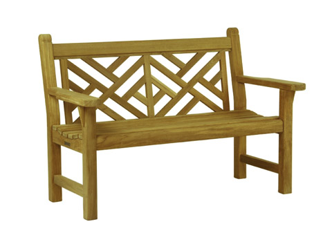 Image of Chippendale 5' Bench