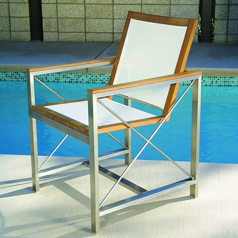Image of Ibiza Dining Arm Chair