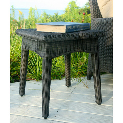 Image of Culebra Square Side Table