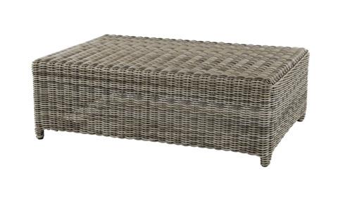 Kingsley-Bate - Sag Harbor Rectangular Coffee Table - SH45 W/ GLASS TOP