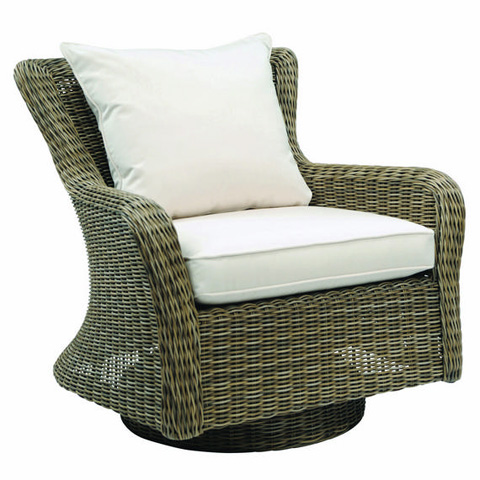 Image of Deep Seating Swivel Rocker Lounge Chair
