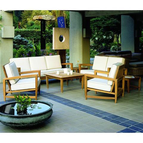 Kingsley-Bate - Amalfi Deep Seating Sofa - AM80