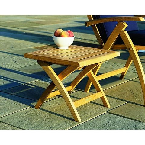Kingsley-Bate - Catalina Ottoman/Side Table - CA05