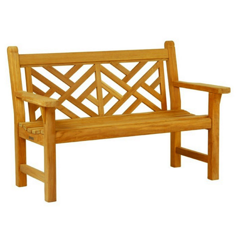 Image of Chippendale Bench