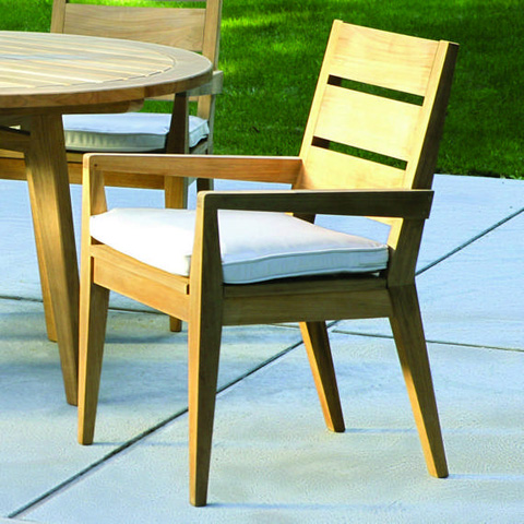 Kingsley-Bate - Algarve Dining Arm Chair - GV15