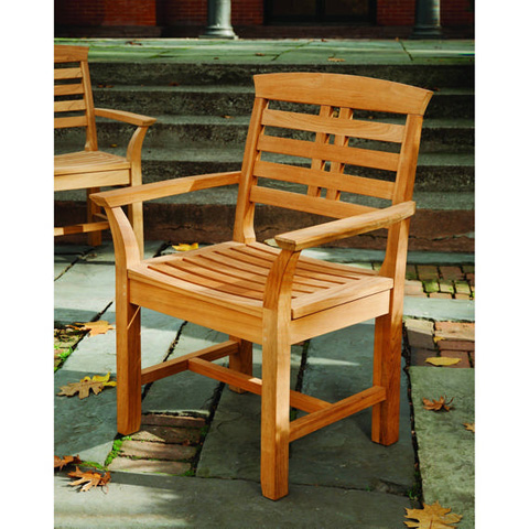 Image of Mandalay Dining Arm Chair