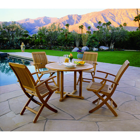 Kingsley-Bate - Monterey Folding Arm Chair - MT15