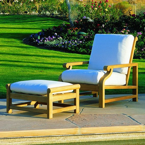 Kingsley-Bate - Nantucket Deep Seating Lounge Chair - NT30