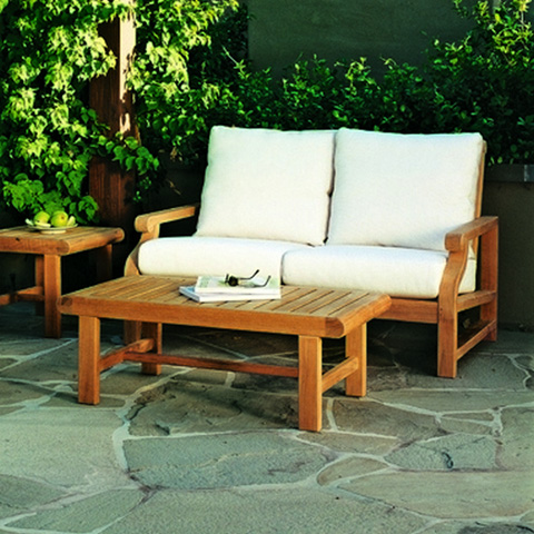 Image of Nantucket Deep Seating Settee