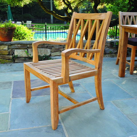 Image of Somerset Dining Arm Chair