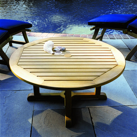 Image of Essex Round Coffee Table