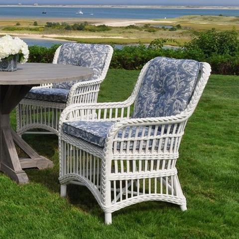 Kingsley-Bate - Chatham Dining Arm Chair - HA15