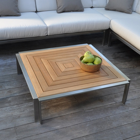 Image of Tivoli Sectional Coffee Table