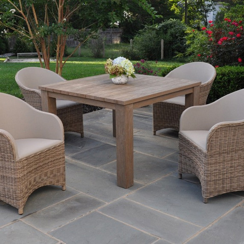 Kingsley-Bate - Tuscany Square Dining Table - TN44