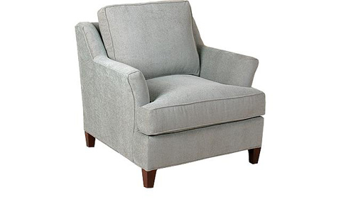 King Hickory - Melrose Fabric Chair - 1451
