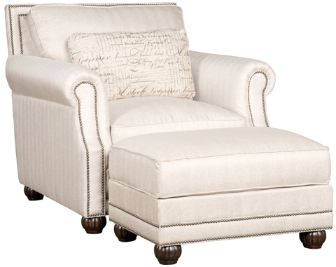 Image of Julianna Fabric Chair