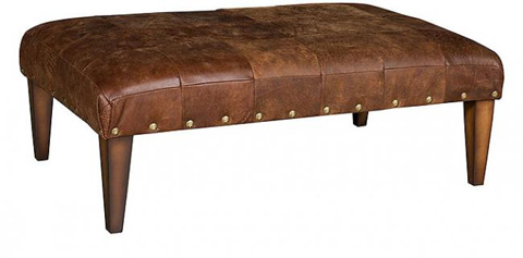 King Hickory - Moderne Ottoman - W-007-3648-L