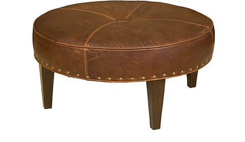 Image of Rounder Ottoman