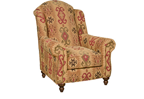 King Hickory - Gunnison Chair - 0341