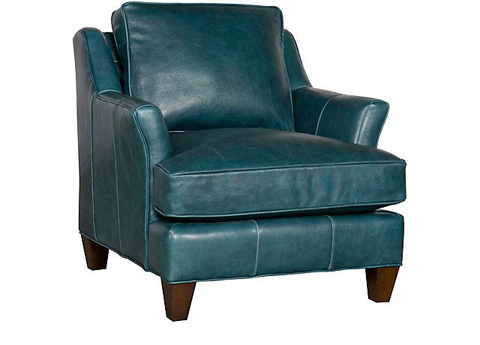 King Hickory - Melrose Leather Chair - 1451-L