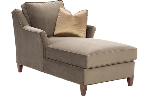King Hickory - Melrose Chaise - 1460