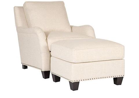 King Hickory - Santa Cruz Fabric Chair - 3201