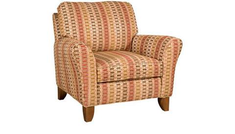 King Hickory - Harmony Fabric Chair - 3951