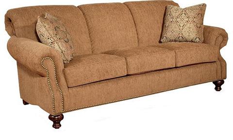 King Hickory - Lana Fabric Sofa - 4200