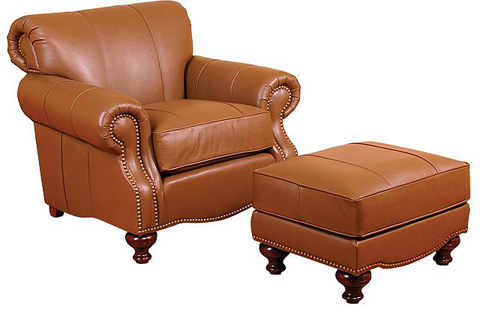 King Hickory - Roxanne Leather Chair - 54101-L