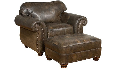 King Hickory - Helen Leather Chair - 56151-L